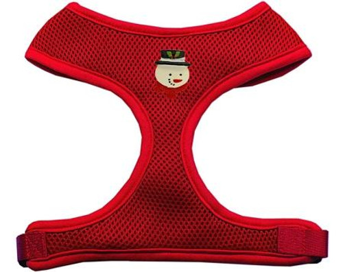 Frosty Chipper Red Harness Small