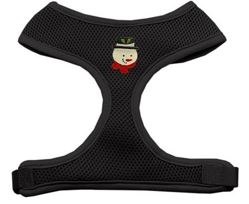 Frosty Chipper Black Harness Small