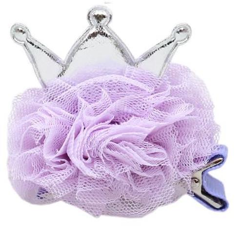 Princess Puff Clip-on Lavender