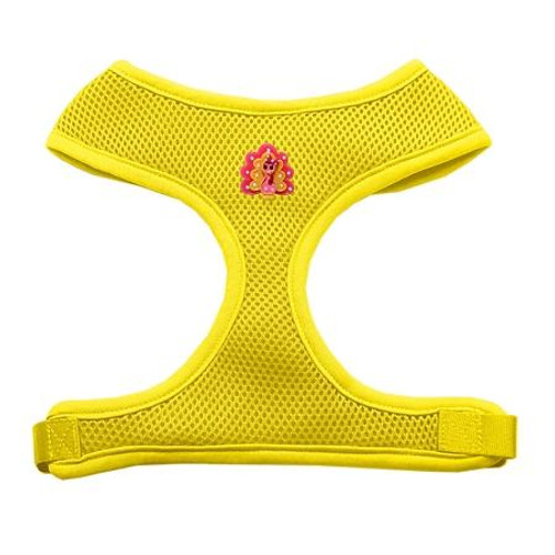 Pink Turkey Chipper Yellow Harness Small