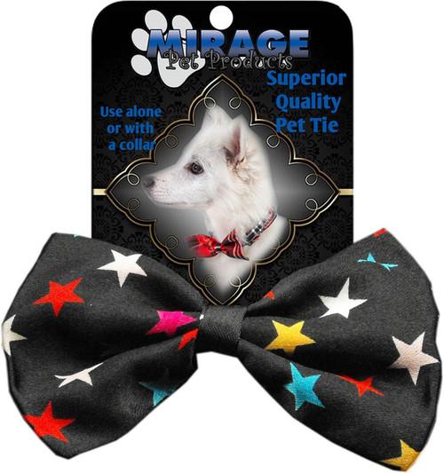 Dog Bow Tie Confetti Stars