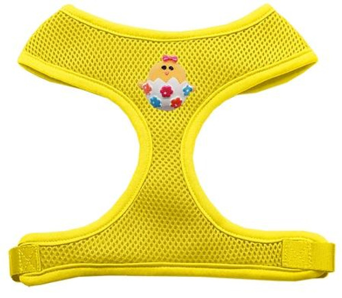 Easter Chick Chipper Yellow Harness Large