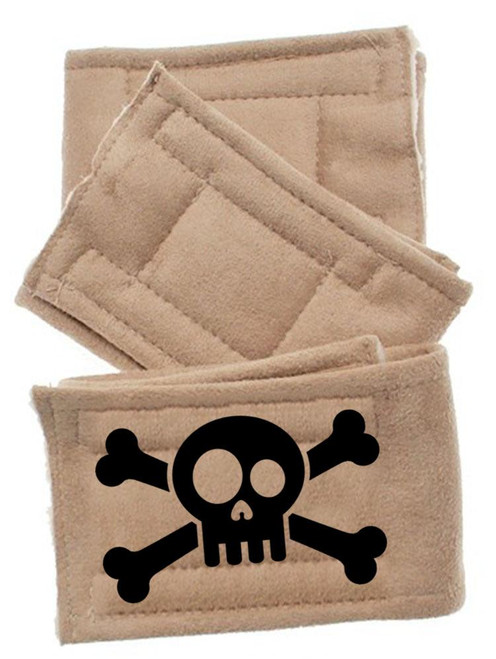 Peter Pads Size Lg Skull 3 Pack