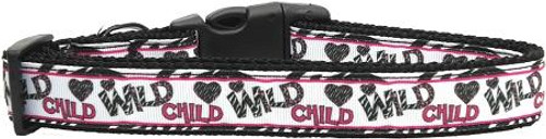 Wild Child Dog Collar Medium