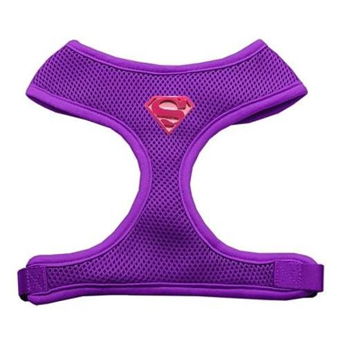 Pink Super Chipper Purple Harness Medium