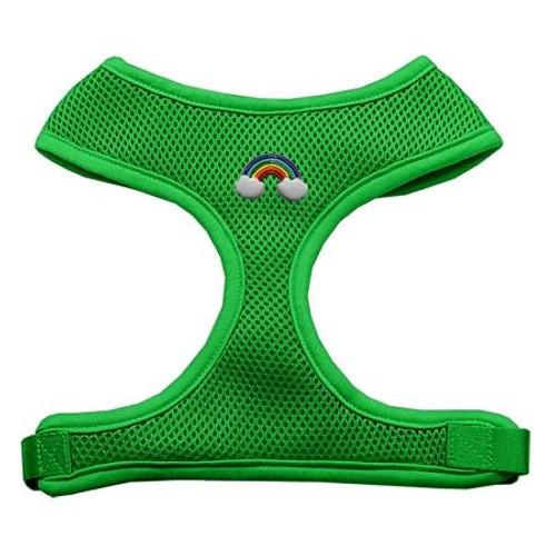 Rainbow Chipper Emerald Harness Large