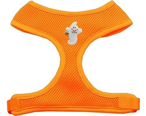 Ghost Chipper Orange Harness Large