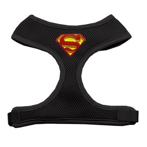 Traditional Super Chipper Black Harness Small