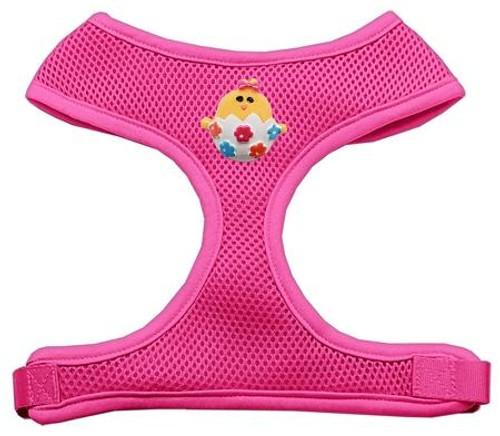 Easter Chick Chipper Pink Harness Medium