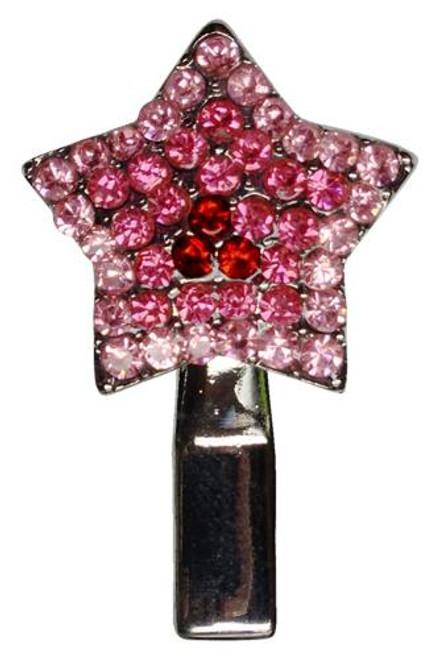 Star Clip Pink