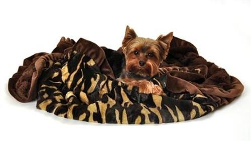 Camo Carrier Blanket