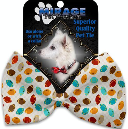 Classic Sugar Skulls Pet Bow Tie