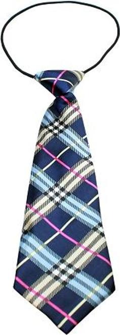 Big Dog Neck Tie Plaid Mix