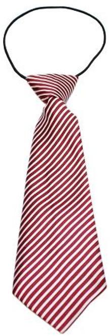 Big Dog Neck Tie Candy Cane Stripes