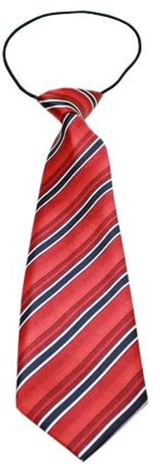 Big Dog Neck Tie Shades Of Red