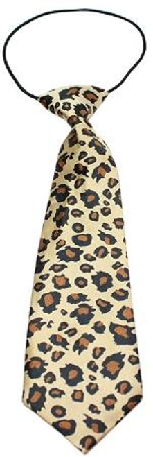 Big Dog Neck Tie Leopard