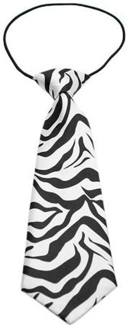 Big Dog Neck Tie Zebra
