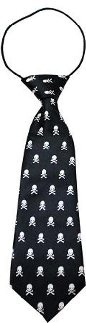 Big Dog Neck Tie Lil Skulls