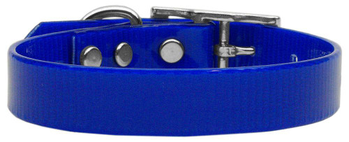 Plain Tropical Jelly Collars Blue Lg - 45-10 LGBL
