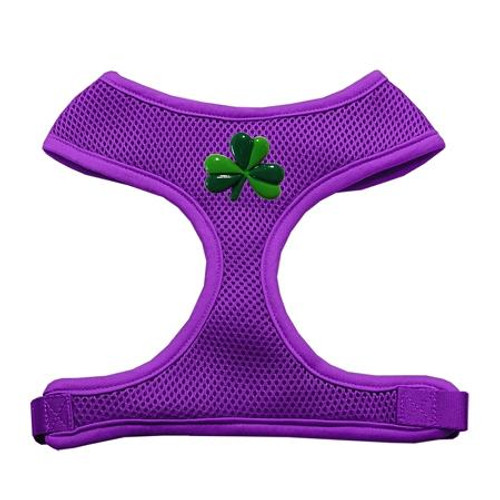 Shamrock Chipper Purple Harness Large