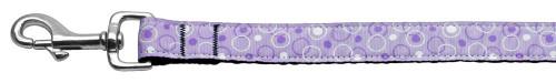 Retro Nylon Ribbon Collar Lavender 1 Wide 6ft Lsh - 125-003 1006PR