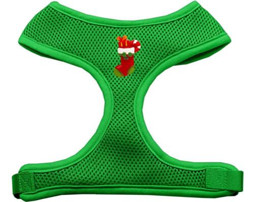 Stocking Chipper Emerald Harness Medium