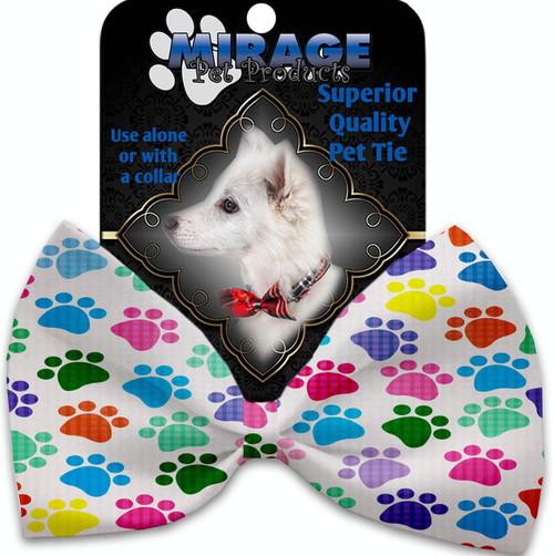 Confetti Paws Pet Bow Tie