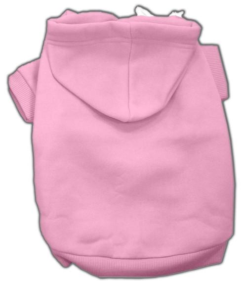 Blank Hoodies Pink S (10)