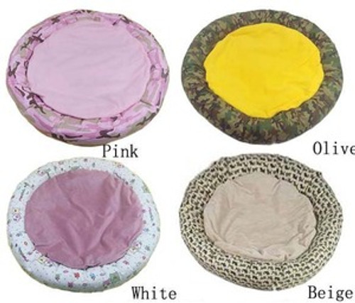 Rounded Pet Bed