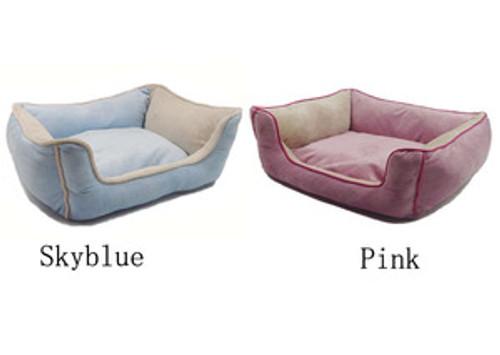 Soft Fleece Pets Bed