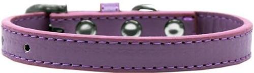 Wichita Plain Dog Collar Lavender Size 10