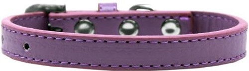 Wichita Plain Dog Collar Lavender Size 16