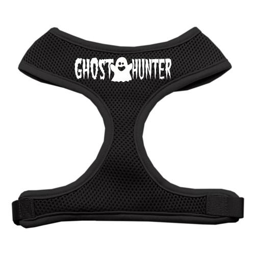 Ghost Hunter Design Soft Mesh Harnesses Black Extra Large
