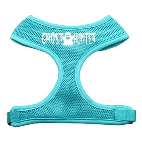 Ghost Hunter Design Soft Mesh Harnesses Aqua Extra Large