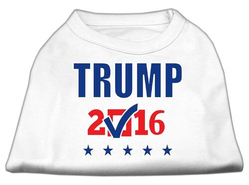 Trump Checkbox Election Screenprint Shirts White Xxl (18)