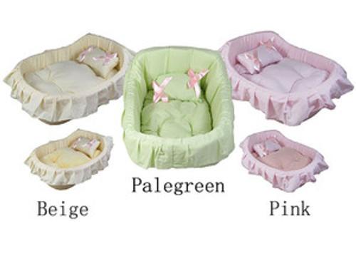 Blank Princess Pet Bed