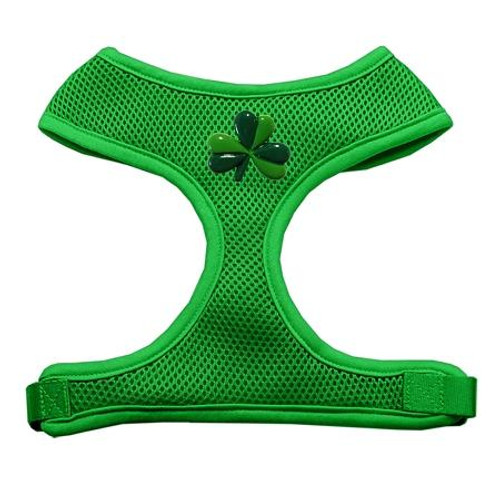 Shamrock Chipper Emerald Harness Medium