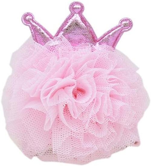 Princess Puff Clip-on Light Pink