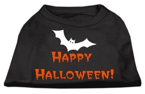 Happy Halloween Screen Print Shirts Black Xxxl (20) - 51-13-04 XXXLBK