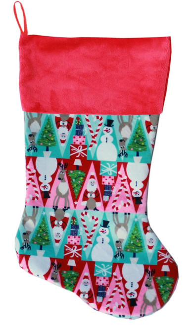 Christmas Medley Christmas Stocking