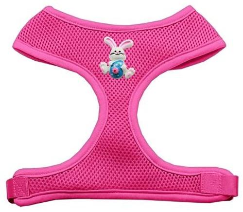 Easter Bunny Chipper Pink Harness Medium