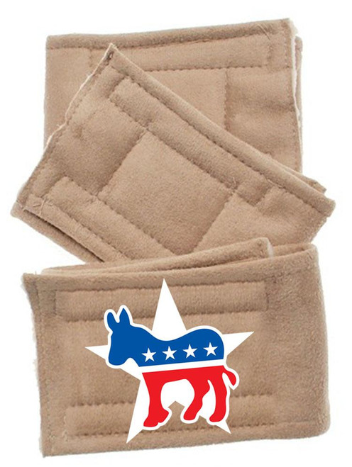 Peter Pads Size Md Democrat 3 Pack