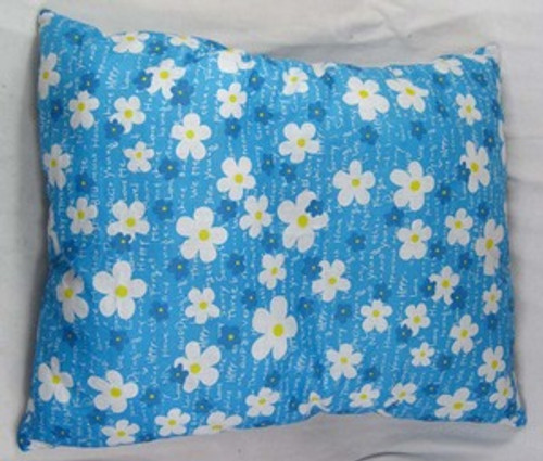 Bed cushion Flower pattern