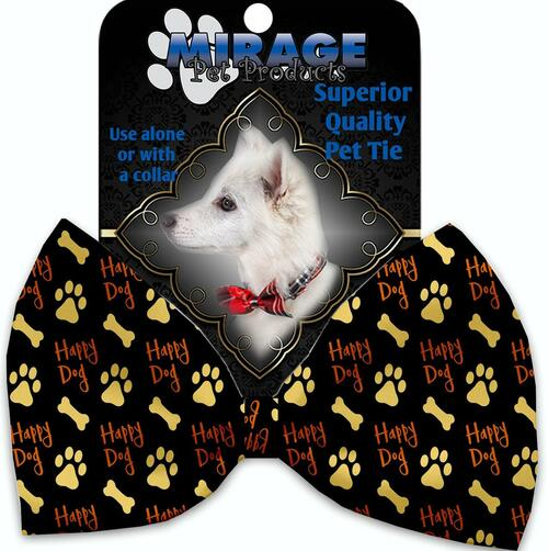 Happy Dog Pet Bow Tie
