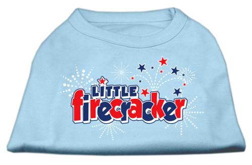 Little Firecracker Screen Print Shirts Baby Blue Xxl (18)