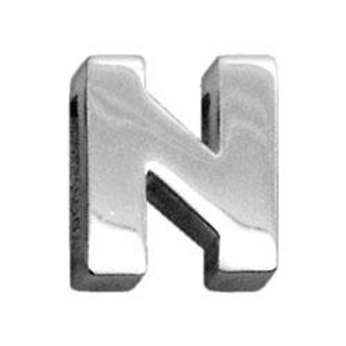 "3/8"" (10mm) Chrome Plated Charms N 3/8"" (10mm) - 10-11 38N"