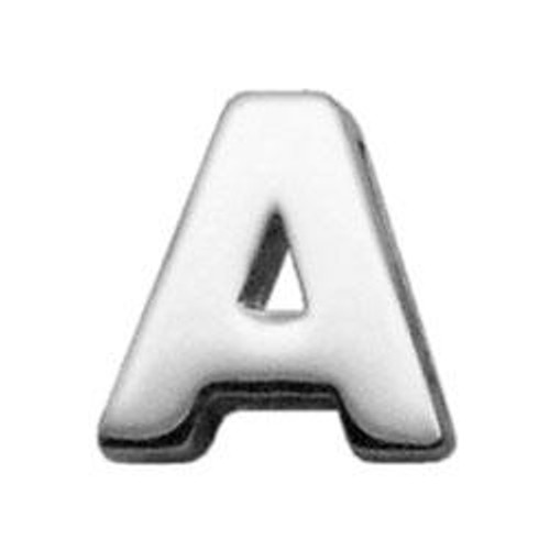 """3/8"""" (10mm) Chrome Plated Charms A 3/8"""" (10mm) - 10-11 38A"""