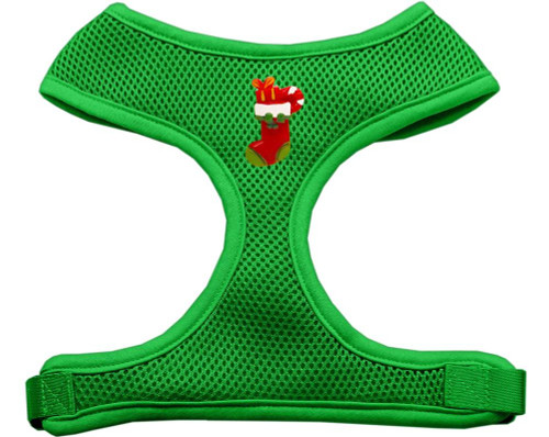 Stocking Chipper Emerald Harness Small