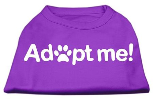 Adopt Me Screen Print Shirt Purple Lg (14)