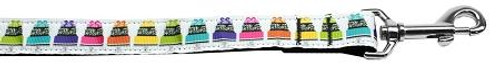 Have Your Cake Nylon Dog Leash 4 Foot